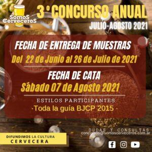 3er Concurso 2021